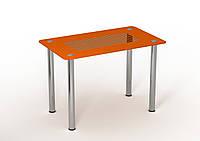 Стол Sentenzo Параллель 1100x650x750 мм Оранжевый 236631375, КОД: 1556436