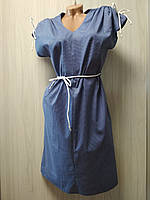 Платье летнее в горошек