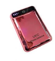 УМБ UKC Z087 10400 мАч Розовый gr007744, КОД: 1130969