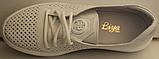 Кросівки білі жіночі від виробника модель ЛИ134, фото 4