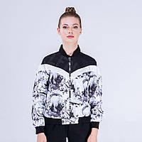 Куртка женская Peak Sport PEAK FW293108-BLA XS Черно-белый 6941123610117, КОД: 1381631