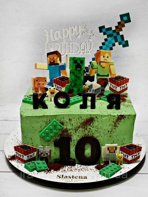 Декор для торта
