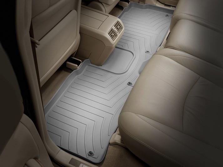 Ковры резиновые WeatherTech Lexus RX 2004-2008 задний серый