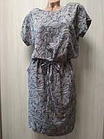 Платье летнее софт