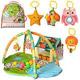 Игровой коврик для младенцев, фото 5