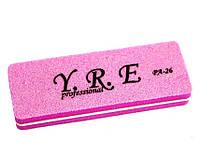 Бафик YRE 180 грит - розовый