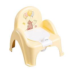 Детский горшок - кресло tega baby музыкальный