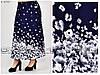 Летняя женская юбка размеры 54.56.58.60.62.64.66.68.70 .72.74, фото 3
