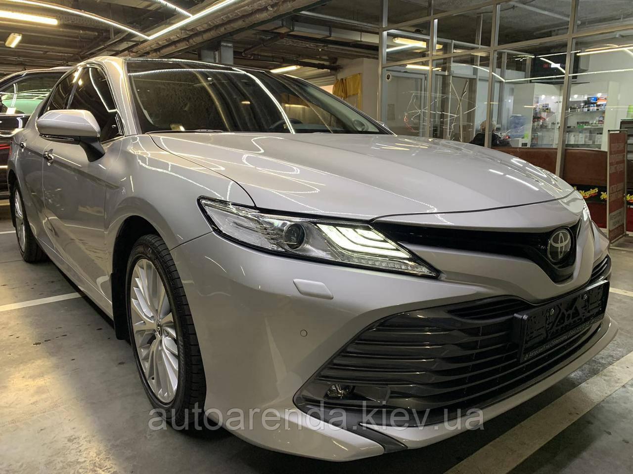 Аренда Toyota Camry V 70 (2020 года выпуска)