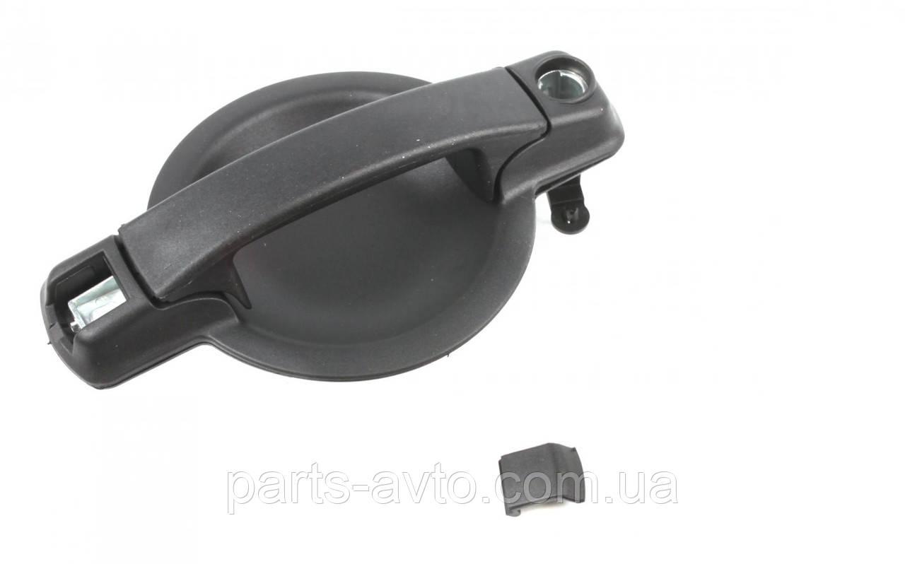 Ручка двери боковой наружная правая Fiat Doblo 01-   ROTWEISS    735309961,  6010-07-029410P