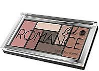 Палитра теней для век + румяна и бронзатор Bad Romance Bell