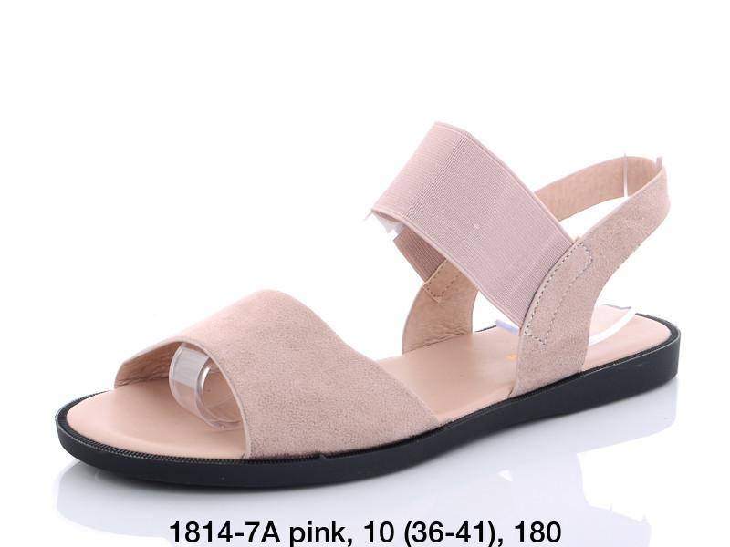 Босоножки Башили 1814-7A pink