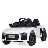 Электромобиль детский  Машина Audi R8, фото 4