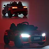 Электромобиль детский  Машина Audi R8, фото 5
