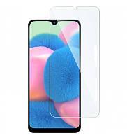 Защитное стекло ProGlass для Samsung Galaxy A30s A307F прозрачное (самсунг а30с)
