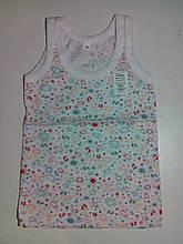 Майка для дівчат 110103102 ріст 92-98, розмір 56 СОНЕЧКО / Майка для дівчаток