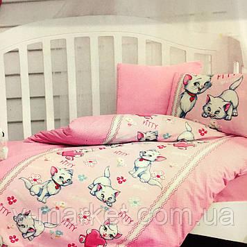 Детское постельное белье в кроватку, Турция, хлопок 100%