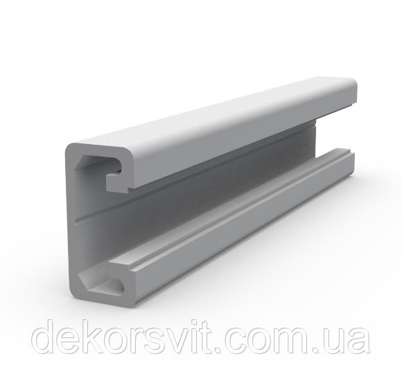 Алюминиевый станочный профиль 22,5х11 АН