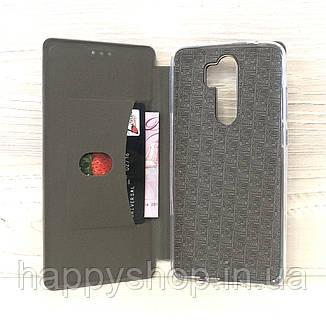 Чехол-книжка G-Case для Xiaomi Redmi Note 8 Pro (Золотой), фото 2