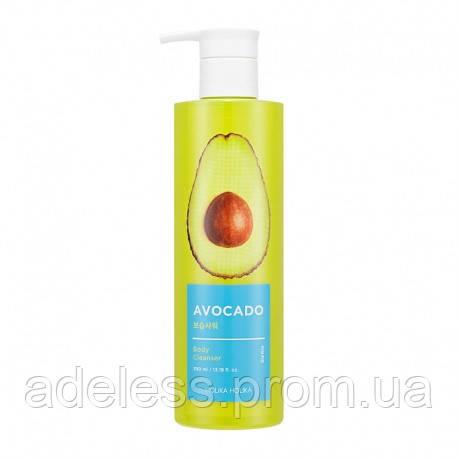 Гель для душа с авокадо Avocado Body Cleanser Holika Holika, 390 мл