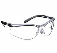 Захисні окуляри прозора лінза з чорною рамкою