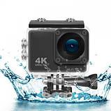 Экшн-камера Action Camera B5 WiFi 4K с водонепроницаемым боксом, фото 5