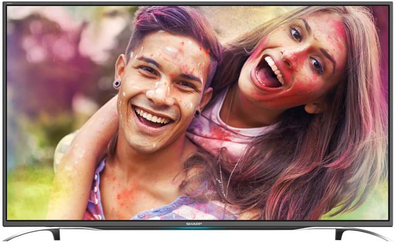 Телевизор Sharp LC-55CFE6352E (Full HD / Smart TV / 400Hz / DVB-С/T2/T/S/S2)