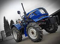 Трактор DONG FENG DF 244DG2 РЕВЕРС, 25 л.с, 3 цил, 4х4, ГУР, Широкие шины, ровный пол. Бесплатная доставка!