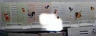 """Підставка для книг №1161 """"Forest Animal"""", метал 18х15см"""