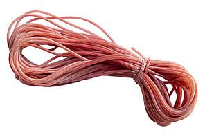 Резина силиконовая круглая 2,5мм 20м (10шт\уп)