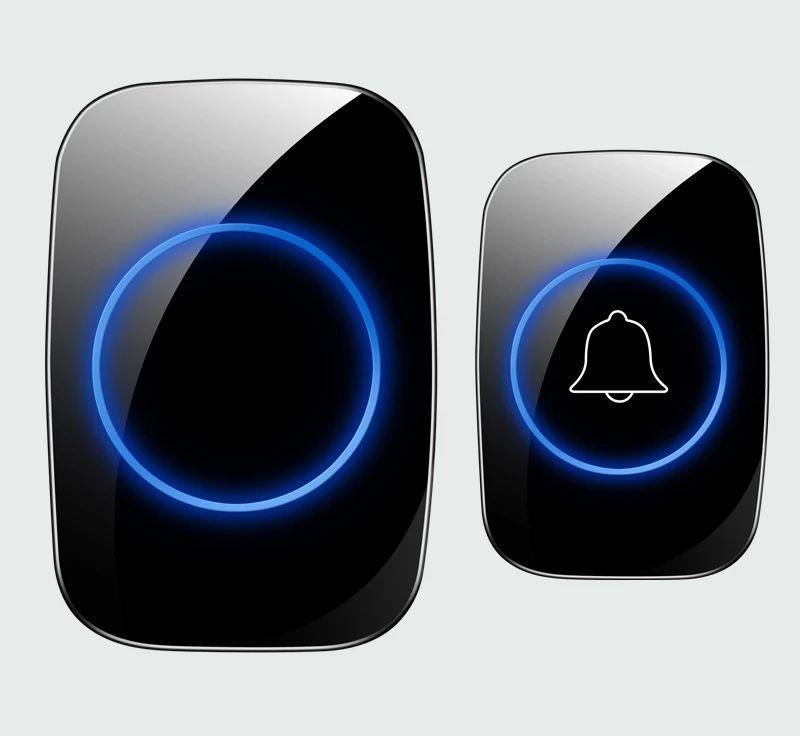 Дверной звонок, беспроводной, водонепроницаемый. Doorbell