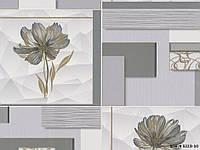 Обои влагостойкие мойка Альба 5223-10 серый, фото 1