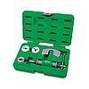 Комплект для обслуживания тормозных цилиндров, 6 редметов, Toptul JGAI0601