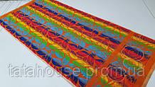 Полотенце махровое пляжное Тропикана