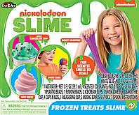Cra-Z-Art Набор для создания слизи слайма мороженное 18897 Nickleodeon Frozen Treats Slime