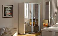 Шкаф - купе (1200*600*2200) фасад обычные зеркала