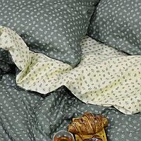 Двуспальное постельное белье сатин Вилюта  Viluta, фото 1