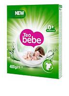 Пральний порошок TeoBеbe New Cotton Soft д/прання дитяч.реч. Sensitive Green 400г