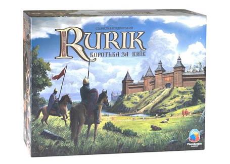 Настольная игра Rurik: Боротьба за Київ, фото 2