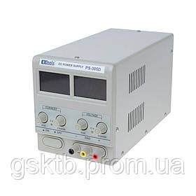 PS-305D блок живлення регульований, 1 канал: 0-30В, 0-5А