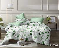 Полуторный комплект постельного белья - ранфорс R7569