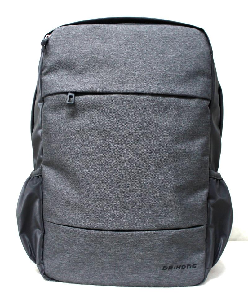 Рюкзак ортопедичний Dr Kong, Z1300049, сірий, розмір L 46х30х16