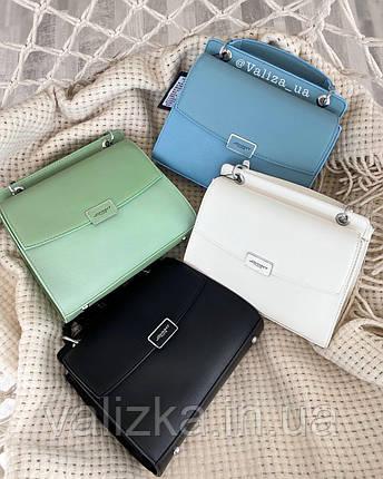 Женская сумка кросс-боди на 2 отделения, фото 2