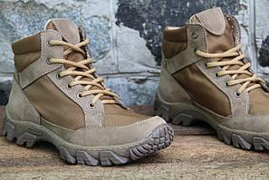 Тактические ботинки из натуральной кожи SB Ботинок хаки №2