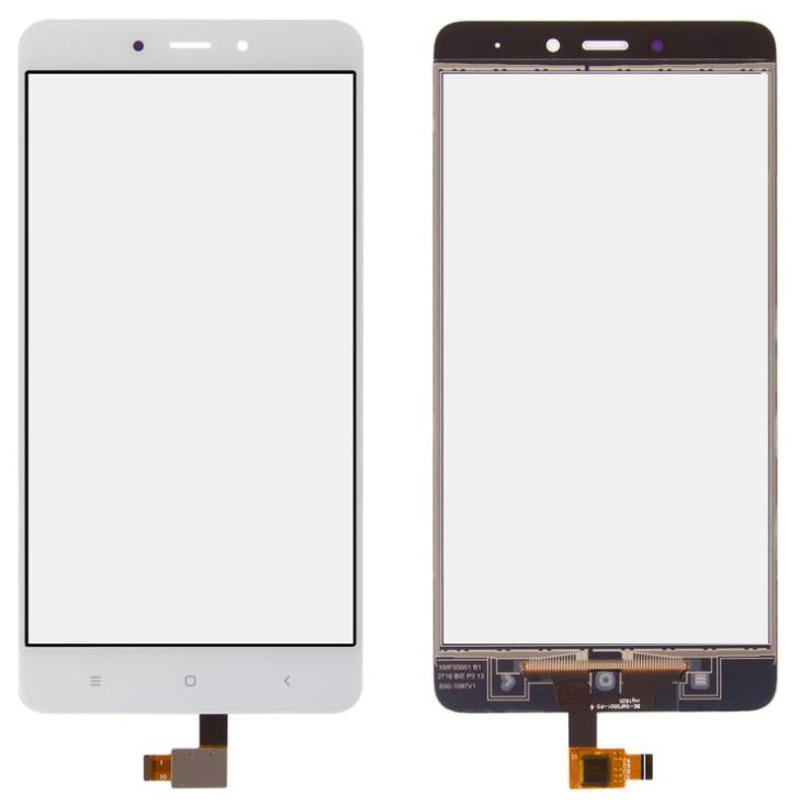 Сенсор (тачскрін) для Xiaomi Redmi Note 4 білий