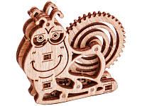 """3D пазл """"Вудик Улитка"""" деревянный конструктор, фото 1"""