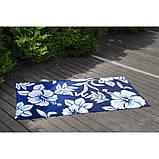 Полотенце пляжное Hawaii, велюр, фото 3