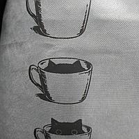 Эко сумка  хозяйственная с замочком (спанбонд), фото 1
