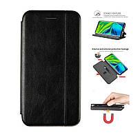 Чехол книжка Gelius для Samsung Galaxy A30s (A307) черная (самсунг а30с)