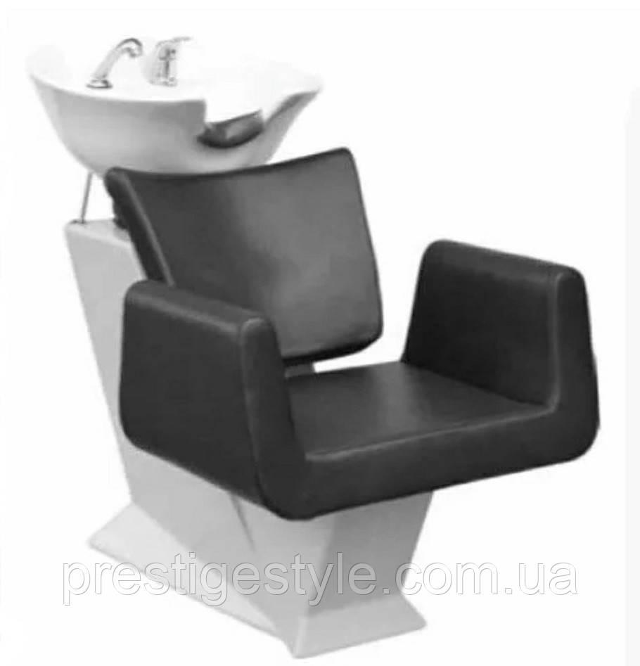 Мойка парикмахерская Леди  с креслом Орландо